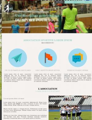 template-Association sportive 2