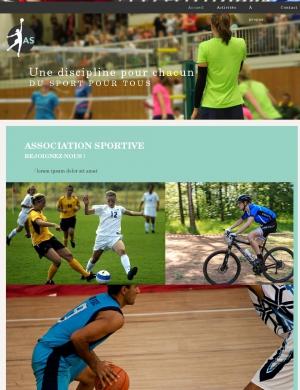 template-Association sportive 3