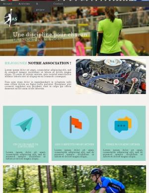 template-Association sportive 4