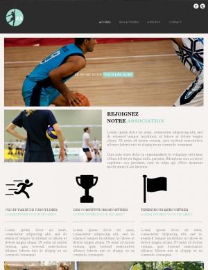 template-Association sportive 7